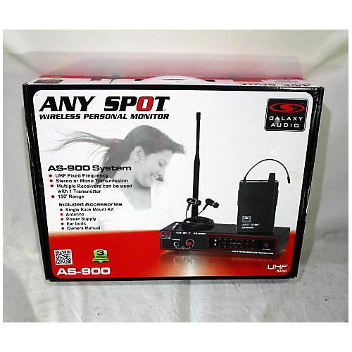 Galaxy Audio AS-900 In Ear Wireless System