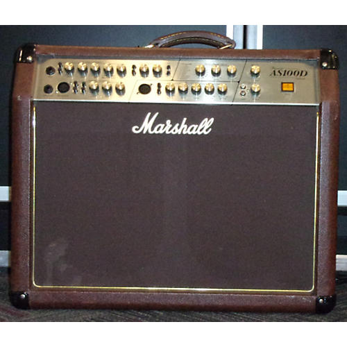 Marshall AS100D Soloist Acoustic Guitar Combo Amp