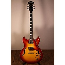 Ibanez AS153TQS1201 Hollow Body Electric Guitar