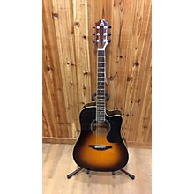 Hohner AS305CETSB Acoustic Electric Guitar