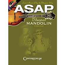 Hal Leonard ASAP Bluegrass Mandolin (Book/2 CD Pack)