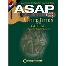 Centerstream Publishing ASAP Christmas for Guitar Guitar Series Softcover with CD Written by James Douglas Esmond