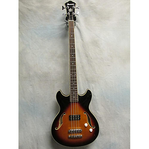 asb140 artcore semihollow vintage sunburst electric bass guitar guitar center. Black Bedroom Furniture Sets. Home Design Ideas