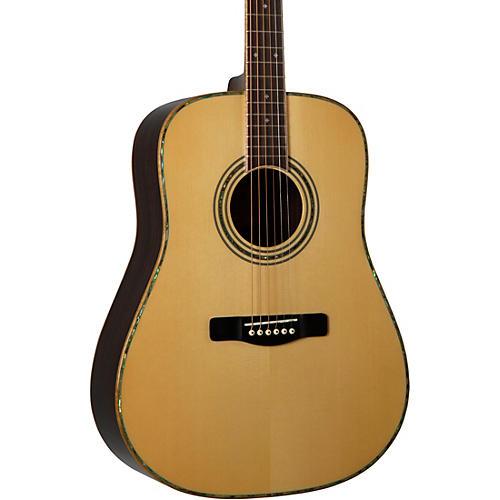 Greg Bennett Design by Samick ASDR Dreadnaught Solid Spruce Top Acoustic Guitar