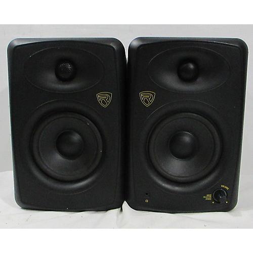 used rockville asm5 powered monitor guitar center. Black Bedroom Furniture Sets. Home Design Ideas