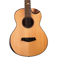 Kanile'a Ukulele ASMG Acacia Mini Acoustic Guitar