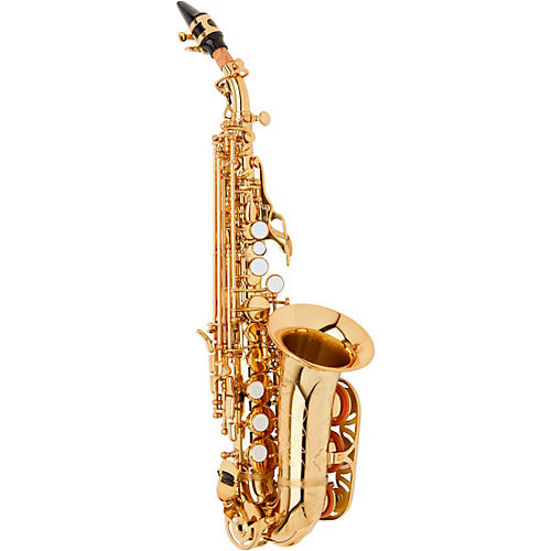 Allora ASPS-550 Paris Series Curved Soprano Sax