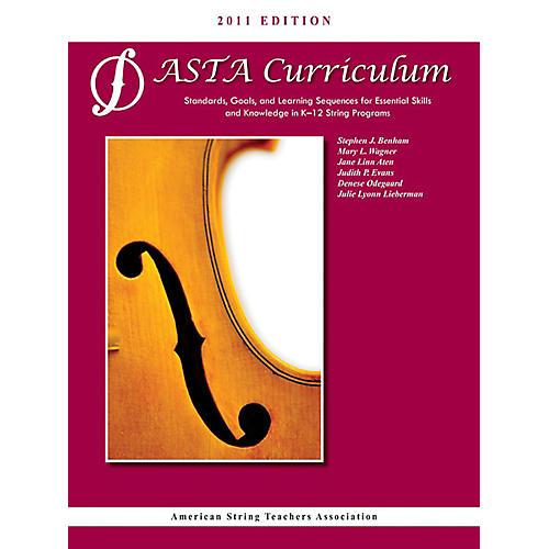 Alfred ASTA String Curriculum 2011 Edition Book