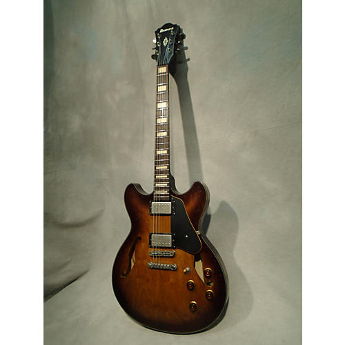 Ibanez ASV10A-tCL Hollow Body Electric Guitar
