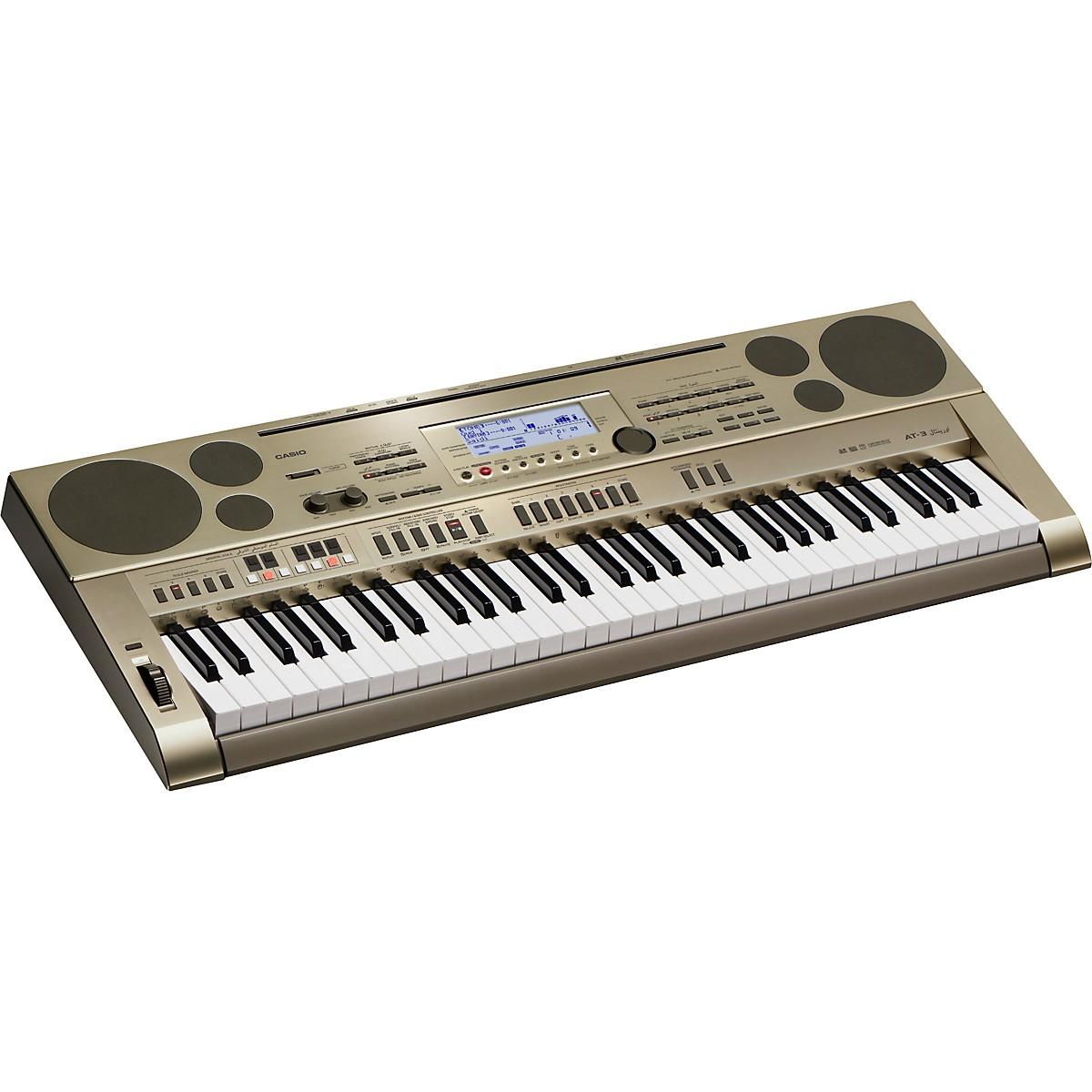 Casio AT-3 Oriental/Middle Eastern Keyboard