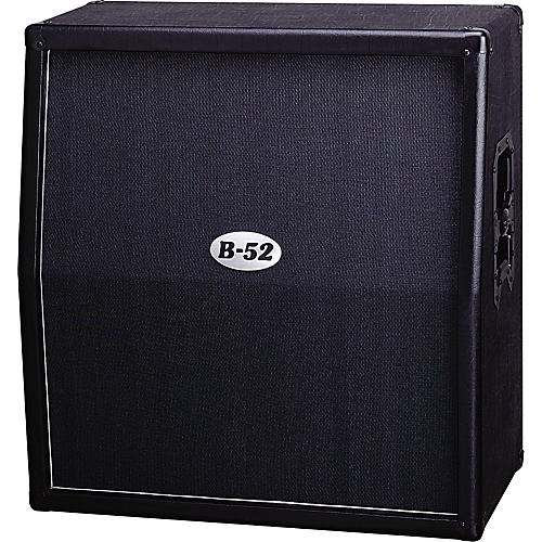 b-52 at-412 480w 4x12 mono/stereo guitar cabinet angled | guitar center