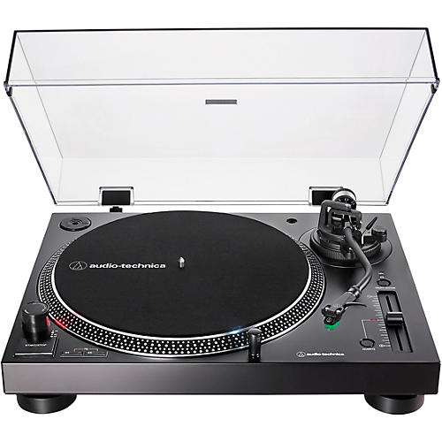 Audio-Technica AT-LP120XUSB Direct-Drive Professional Record Player (USB & Analog)