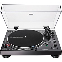 AT-LP120XUSB Direct-Drive Professional Turntable (USB & Analog) Black