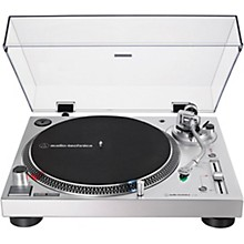 AT-LP120XUSB Direct-Drive Professional Turntable (USB & Analog) Silver