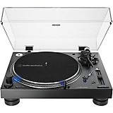 Audio-Technica AT-LP140XP Direct-Drive Professional DJ Turntable Black