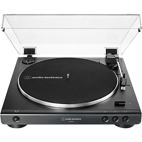 Audio-Technica AT-LP60X Fully Automatic Belt-Drive Stereo Turntable