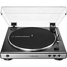 AT-LP60X Fully Automatic Belt-Drive Stereo Turntable Gunmetal