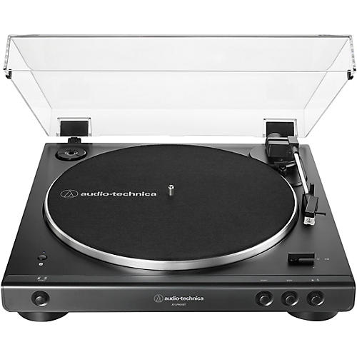 Audio-Technica AT-LP60XBT Fully Automatic Belt-Drive Stereo Record Player With Bluetooth