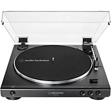 AT-LP60XUSB Fully Automatic Belt-Drive Stereo Turntable with USB Output Black