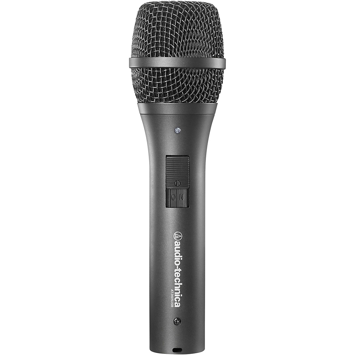 Audio-Technica AT2005USB Cardioid Dynamic Handheld USB/XLR Microphone