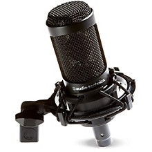 Audio-Technica AT2035 Cardioid Condenser Microphone Level 1