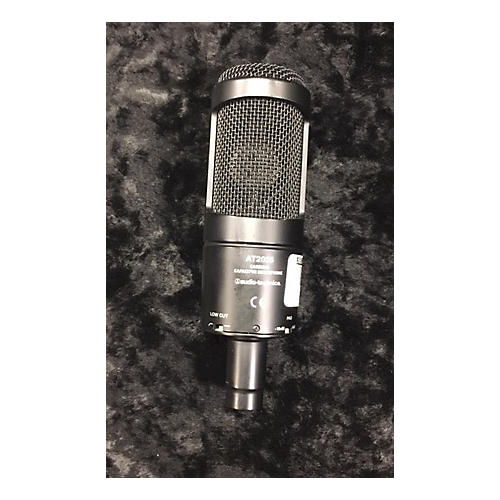 used audio technica at2035 condenser microphone guitar center. Black Bedroom Furniture Sets. Home Design Ideas