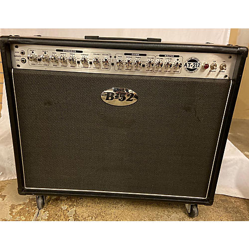 used b 52 at212 2x12 100w tube guitar combo amp guitar center. Black Bedroom Furniture Sets. Home Design Ideas