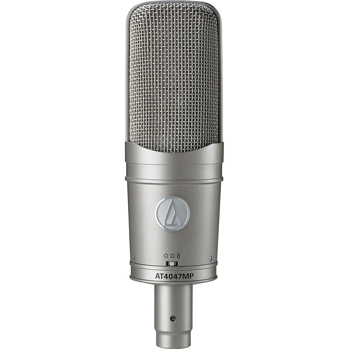 Audio-Technica AT4047MP Multi-Pattern Condenser Microphone