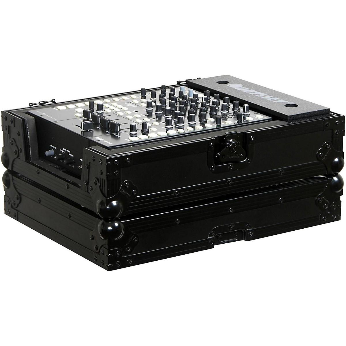Odyssey ATA Black Label Coffin for DJ Mixers