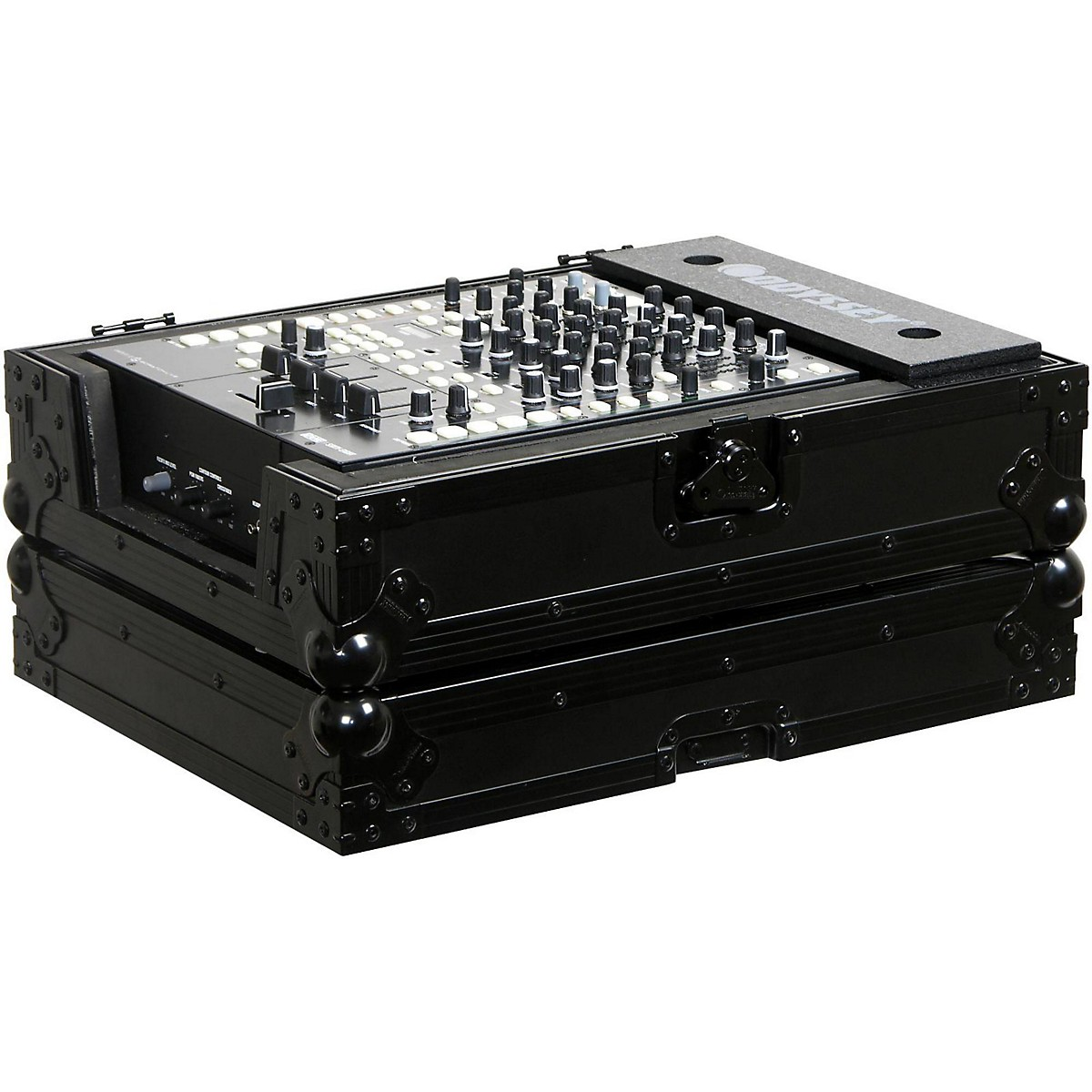Odyssey ATA Black Label Coffin for DJ Mixers