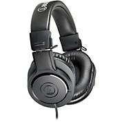 ATH-M20x Closed-Back Professional Studio Monitor Headphones Black