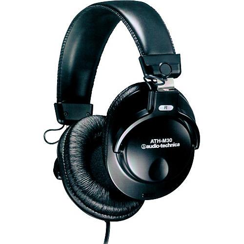 Audio-Technica ATH-M30 Professional Monitor Headphones