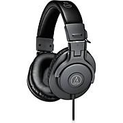 ATH-M30x Closed-Back Professional Studio Monitor Headphones Matte Grey