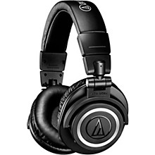 565998db0e5 Audio-Technica ATH-M50XBT Bluetooth Closed-Back Headphones