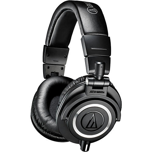 Audio-Technica ATH-M50xWH Closed-Back Professional Studio