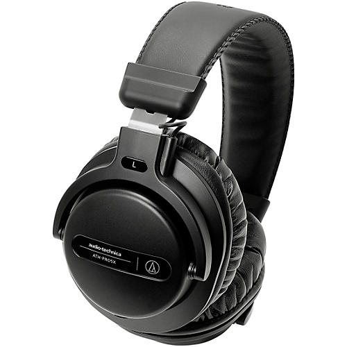 Audio-Technica ATH-PRO5X Professional Over-Ear DJ Headphones