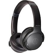 ATH-S220BTBK Wireless On-Ear Headphones Black