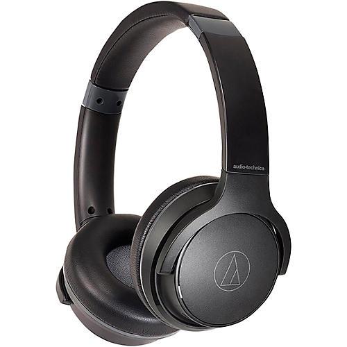 Audio-Technica ATH-S220BTBK Wireless On-Ear Headphones
