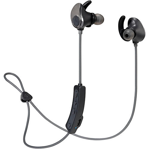 Audio-Technica ATH-SPORT90BT SonicSport Wireless In-ear Headphones