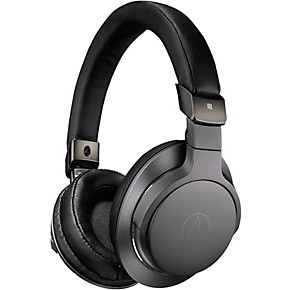 audio technica ath sr6bt wireless over ear high resolution headphones black guitar center. Black Bedroom Furniture Sets. Home Design Ideas