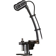 "Audio-Technica ATM350D Cardioid Condenser Instrument Microphone with Drum Mounting System (5"" Gooseneck)"
