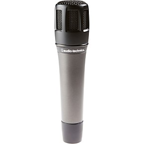 audio technica atm650 hypercardioid dynamic instrument microphone guitar center. Black Bedroom Furniture Sets. Home Design Ideas