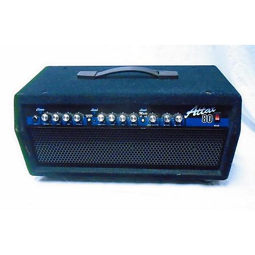 Hughes & Kettner ATTAX 80 Solid State Guitar Amp Head