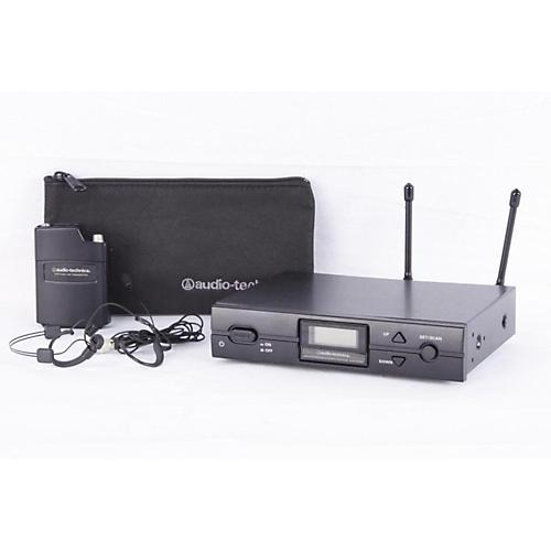 Audio-Technica ATW-2192a 2000 Series Headworn Omni Wireless System