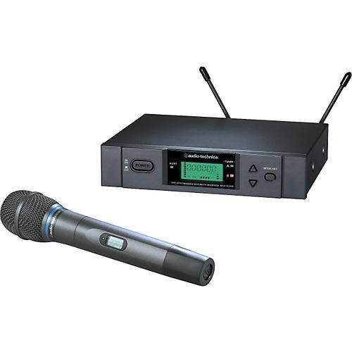 Audio-Technica ATW-3171a UHF Handheld Wireless System