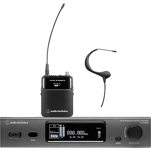 Audio-Technica ATW-3211/893 3000 Series Frequency-agile True Diversity UHF Wireless Systems