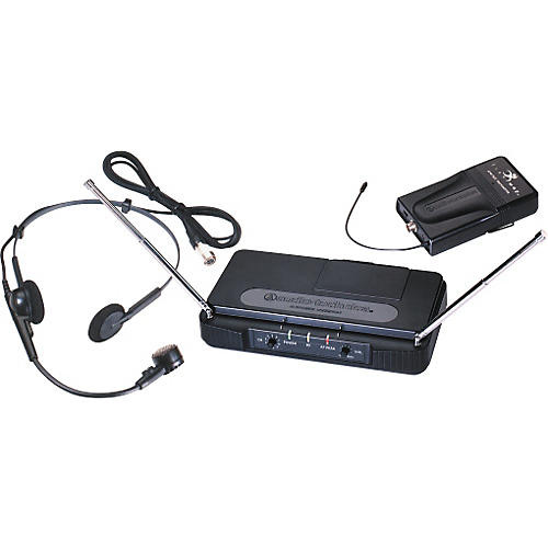 Audio-Technica ATW-601/H Freeway Headworn Microphone UHF Wireless System