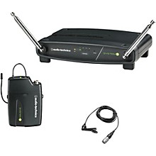 Audio-Technica ATW-901/L System 9 VHF Wireless Lavalier Microphone System