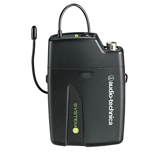 Audio-Technica ATW-T901 System 9 VHF Wireless Bodypack Transmitter