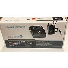 Audio-Technica ATW1501 System 10 Stompbox Instrument Wireless System
